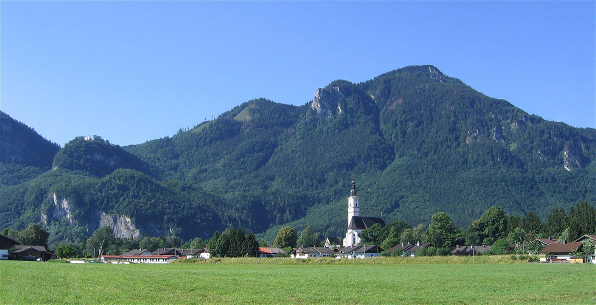 Flintsbach Petersberg Rehleitenkopf Riesenkopf Maiwand