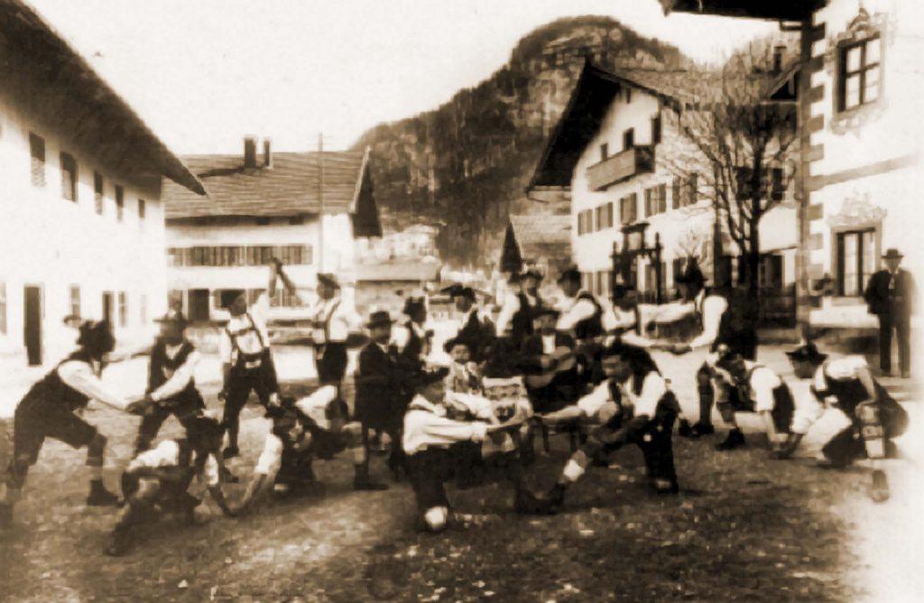 Foto von 1904